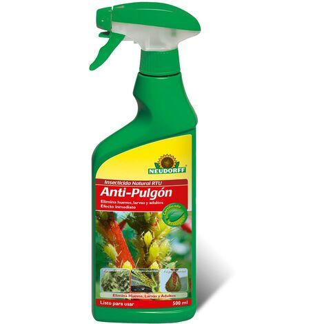 Insecticidas contra insectos chupadores