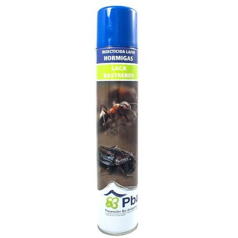 Insecticida PBA Lafin Laca Insectos Rastreros, Cucarachas y Hormigas - Spray 750 ml