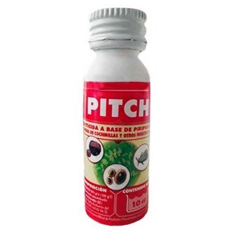 Insecticida Pitch 10cc. Uso contra cochinilla y mosca blanca.