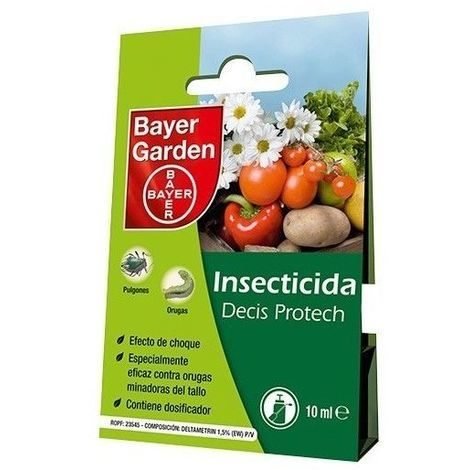 Insecticida polivalente Bayer DECIS PROTECH 10ml