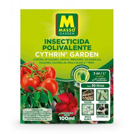 INSECTICIDA POLIVALENTE MASSO 100ML