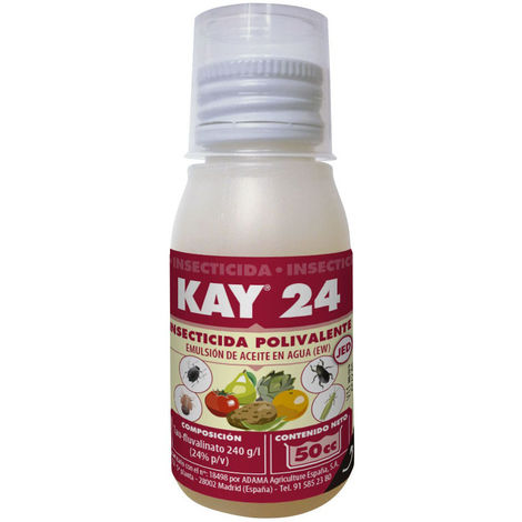 Insecticida Polivalente Massó KAY 24