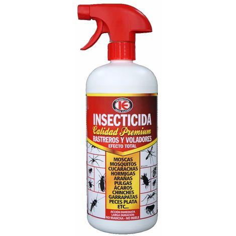 Insecticida Premium Insectos Rastreros y Voladores - Spray 500ml