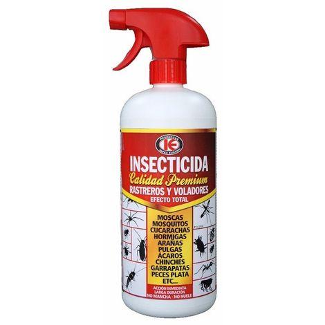 Insecticida rastreros y voladores calidad Premium 1 Lt
