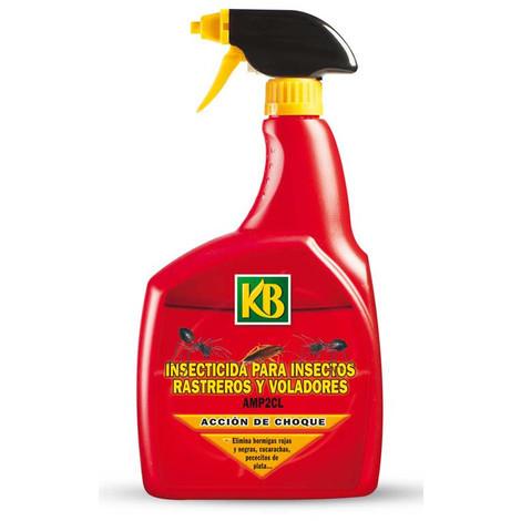 Insecticida Rastreros y Voladores KB 750 ml