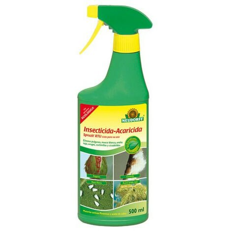 Insecticida RTU Spruzit Neudorff 500 ml