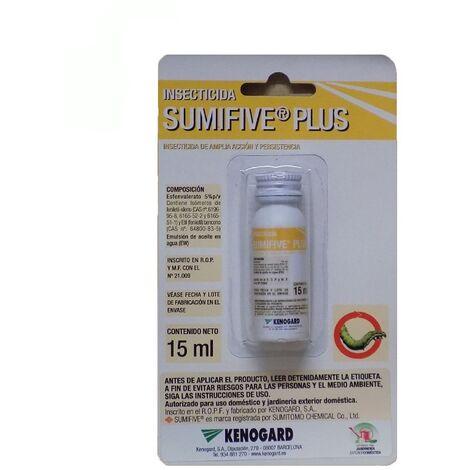 Insecticida SUMIFIVE 15ml de amplia acción y persistencia