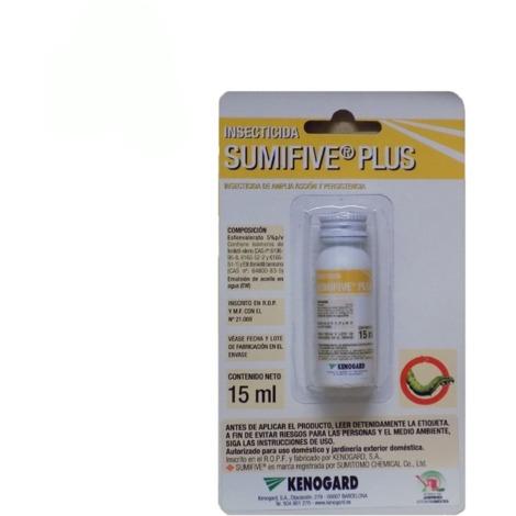 Insecticida Sumifive Plus 15Ml Jed+regalo