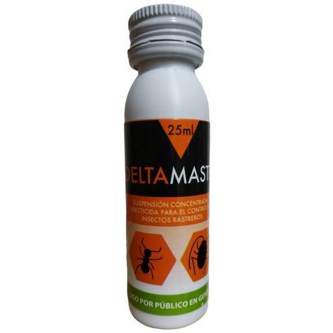 Insecticida Suspensión Concentrada DeltaMaster - 25 ml