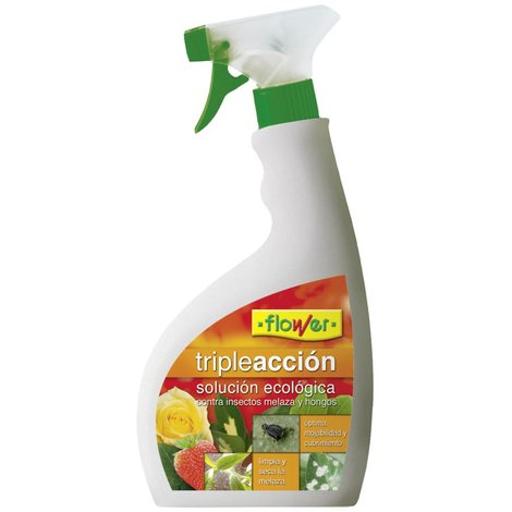 Insecticida Triple Acc Ecolog - FLOWER - 30586 - 750 ML