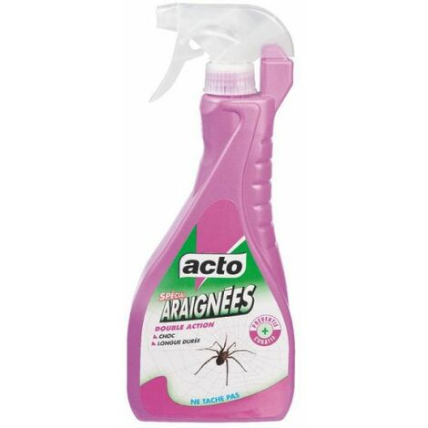 Insecticide araignées Acto