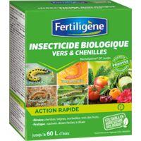 Insecticide bio vers et chenilles (processionnaire, pyrale du buis) 600m²