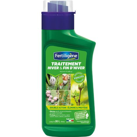 Insecticide jardin traitement hiver 400 ml