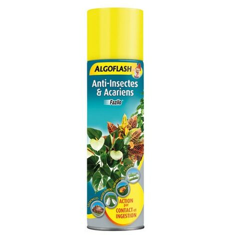 INSECTICIDE PLANTES INTERIEURES 200ML