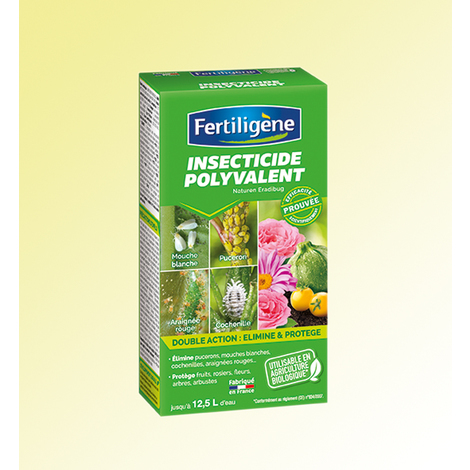 Insecticide Polyvalent - la boîte de 350 g - SOINS NATURELS AU JARDIN