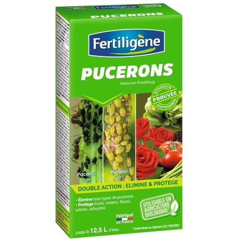 Insecticide pucerons 250