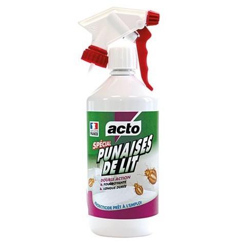 Insecticide Punaises De Lit   1 L