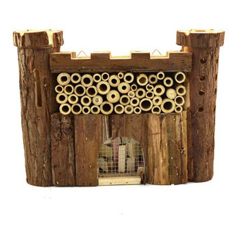 Insektenhotel Insektenhaus Insektenburg Nistkasten Brutkasten Insekten Bienen