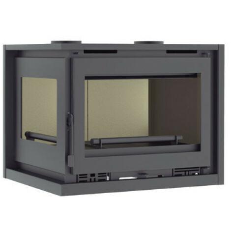 Insert 2 faces vitrées en angle FM IT-172D 12,5kW