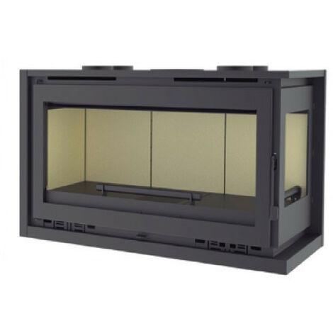 Insert 2 faces vitrées en angle FM IT-182D 13,5kW