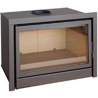 Insert à bois Modèle C180 - Collection CLASSIC - Anthracite/noir