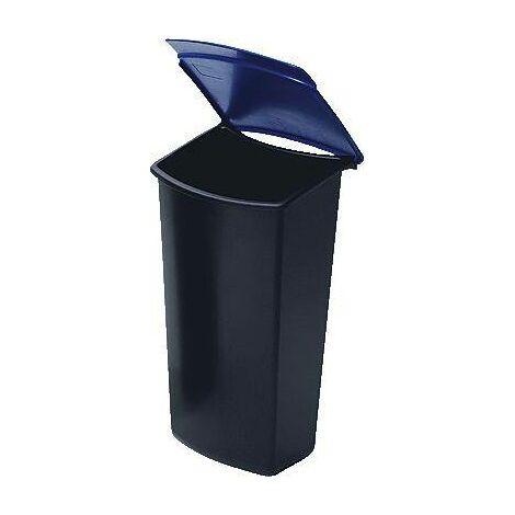 Insert à déchets mouillés HAN pour corbeille à papier Mondo/1843-14 bleu plastique cont. 3 l Y23938