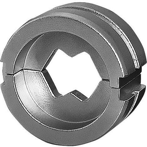 """main image of """"Insert a sertir pour cosse tubulaire Haupa, conducteur comprime 6qmm"""""""
