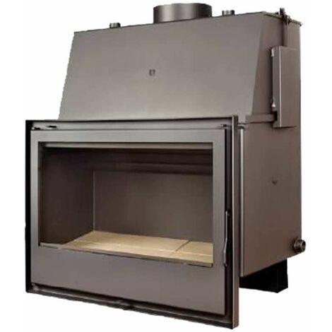 Insert chaudière à bois Modèle C-580H - Collection CHAUDIERE - GRIS acier