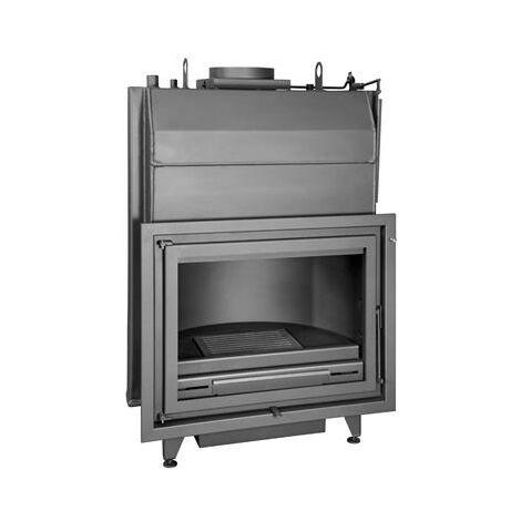 Insert, chaudière en acier au carbone avec système de chauffage à eau 22-24 Kw ES 950 Escalor