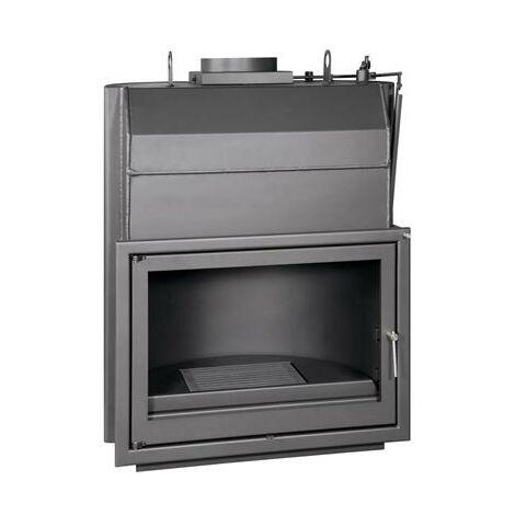 Insert, chaudière en acier au carbone avec système de chauffage à eau 9,9-14kw ES 750 Escalor Kw