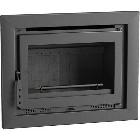 Insert de cheminée 65cm FM IT-165F 12,5kW foyer en fonte