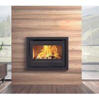Insert de cheminée en acier 13.5 Kw