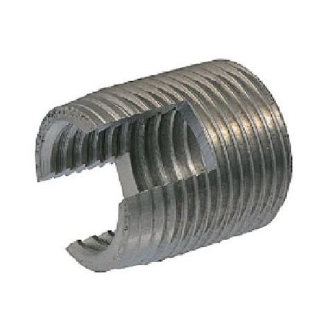 INSERT FENDUE FILETE METAUX M10 14X18 INOX A1 (Unitaire)