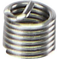 Insert fileté N/A TOOLCRAFT TO-5343285 M3 acier inoxydable 50 pc(s)