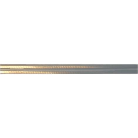 Insert indexable HW 82X5,5X1,1mm pour E-Hobel (Par 10)