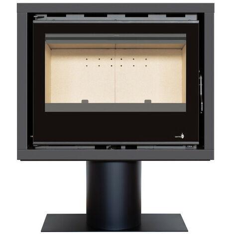 """main image of """"INSERT Poêle à bois avec pied Classic Vision SL-140VPIED - porte Battante - puissance 13kW"""""""