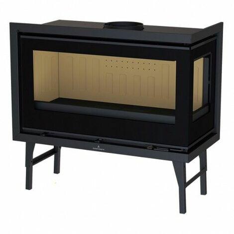 Insertable Cristal Derecho Con Cristal Vision Modelo Cairo-110-Ed