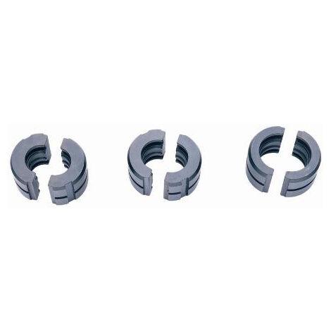 Inserts pour presse à sertir radial Viper® M20+ VIRAX Ø26 profil HA : tube multicouche Oventrop - 252988