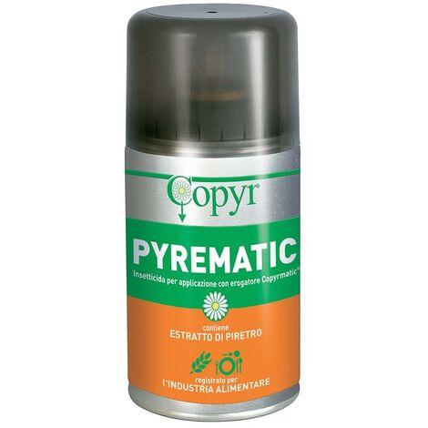 Insetticida spray Pyrematic Copyr 250ml