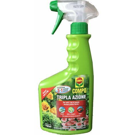"""Insetticida spray """"Tripla azione"""" COMPO"""