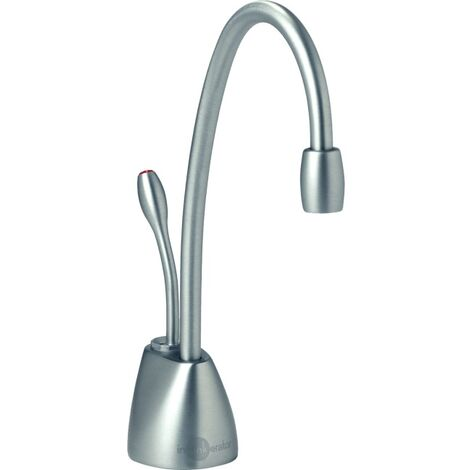 InSinkErator Kitchen Tap Boiling Hot Water Brushed Tap Only