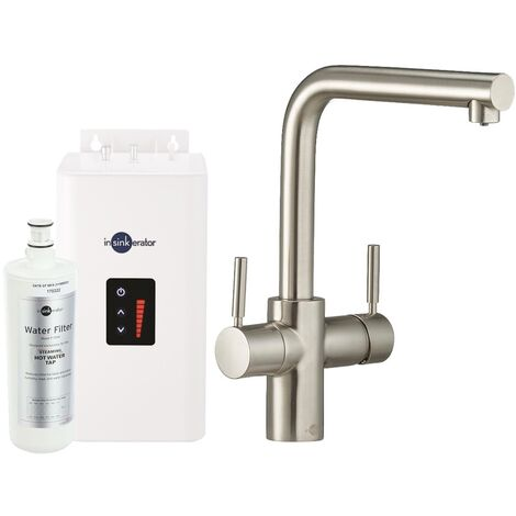 """main image of """"InSinkErator Neo Water Tank & 3 in 1 Boiling Hot & Cold Tap"""""""