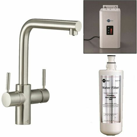 InSinkErator Neo Water Tank 3 in 1 Boiling Hot Cold Water Tap