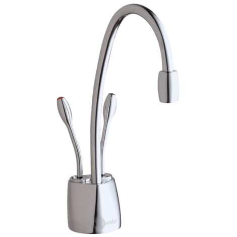 InSinkErator Steaming Hot & Filter Cold Water Chrome Tap