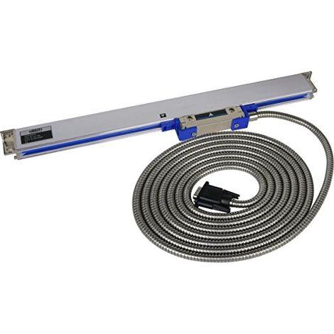 150/mm Insize 1247 150/Pied /à jauge de profondeur graduation 0,05/mm Base Longueur 100/mm