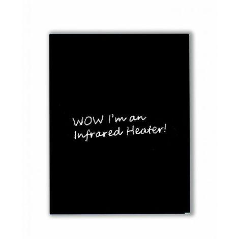 Inspire – Infrared Blackboard Heater - Different sizes