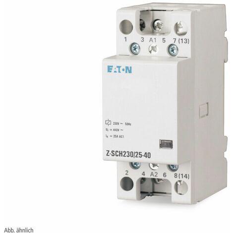 Installationsschütz EATON Z-SCH230/25-40