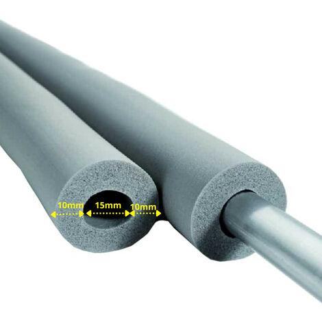 INSUL-TUBE® H PLUS Kautschuk 2m Rohrisolierung