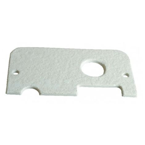 Insulation for comb. chamb. front door - SIME : 6019801