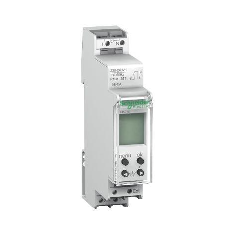 Int. Horario Digital IHP+ 1 Modulo SCHNEIDER ELECTRIC CCT15838